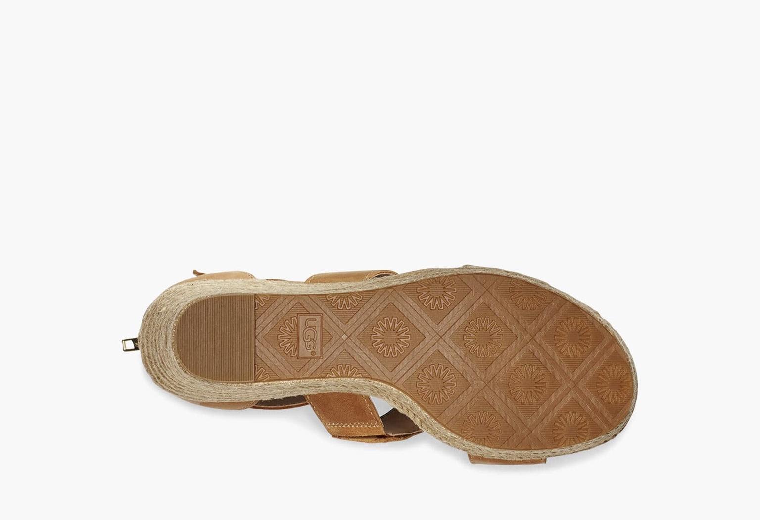 Sandálias UGG em pele KOLFAX