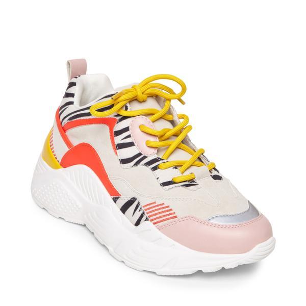 Sneakers Steve Madden Laranja