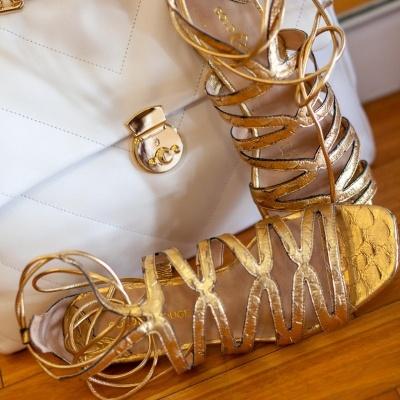 Sandália ARFA-GOLDLE