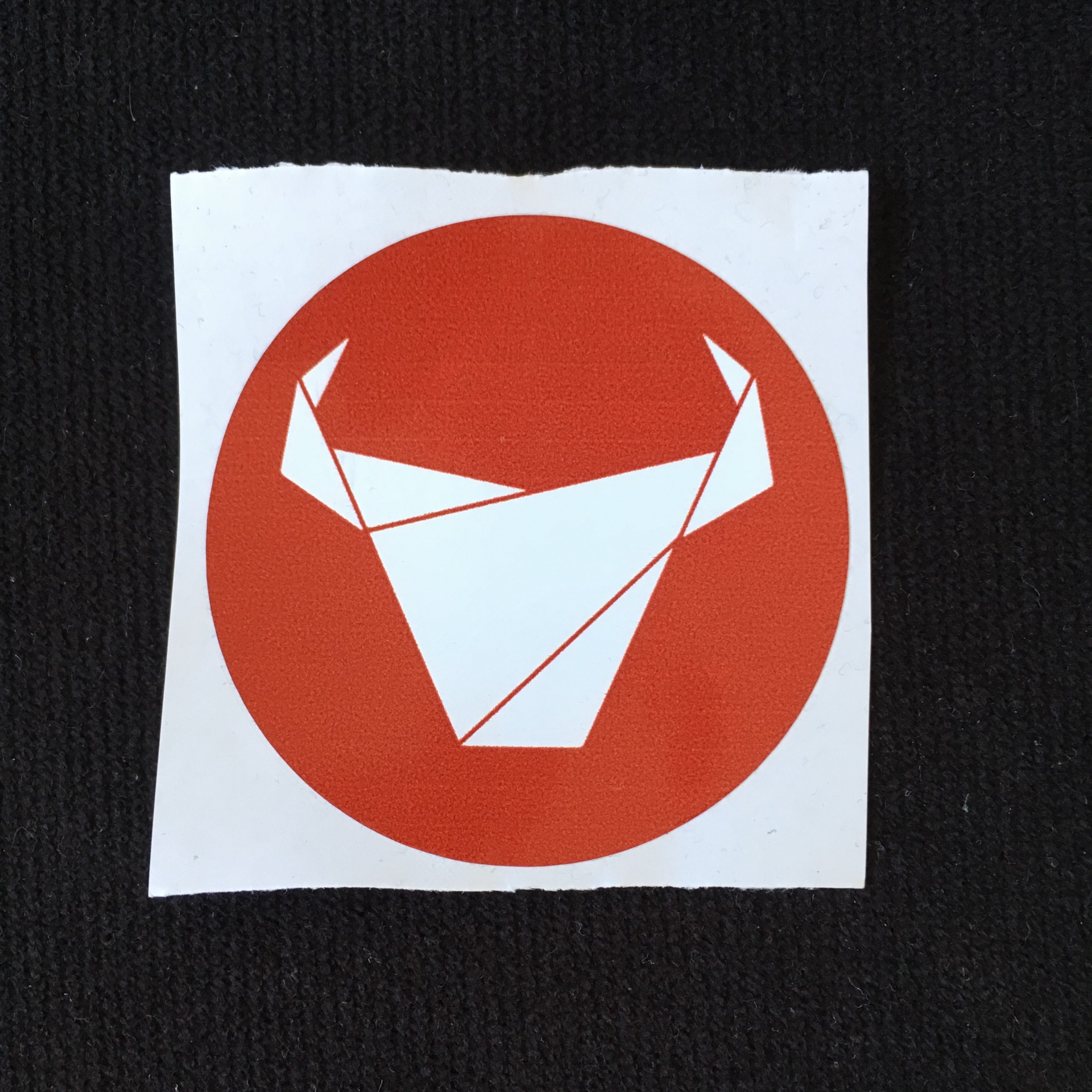 Pack 4 Autocolantes Circulares