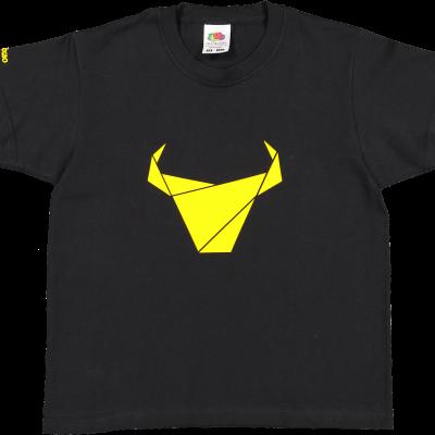 REEDIÇÃO T-Shirt Toiro / Criança / Preto
