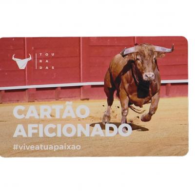 Cartão Aficionado