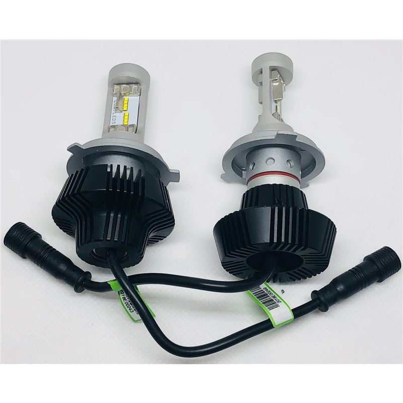 KIT DE LED PARA RALLY, WORK FOCUS BLH4VII