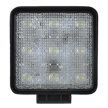FAROL AUXILIAR LED - QUADRADO - 27W 10-30V 52302