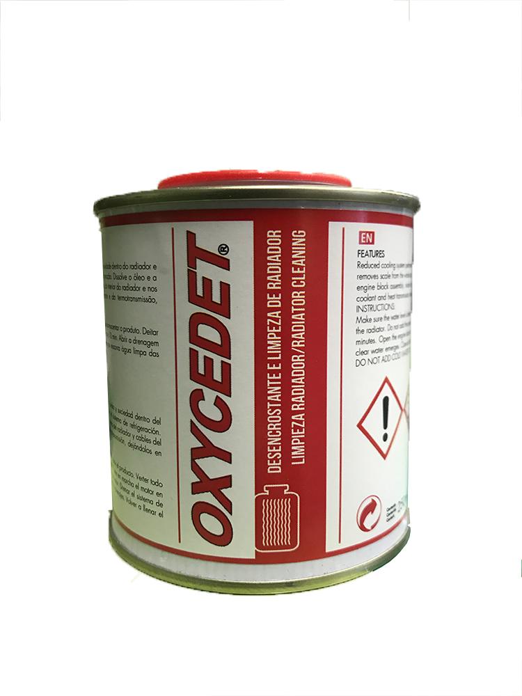 Desencrostrante e Limpeza de Radiador Oxycedet 250ml ODLR