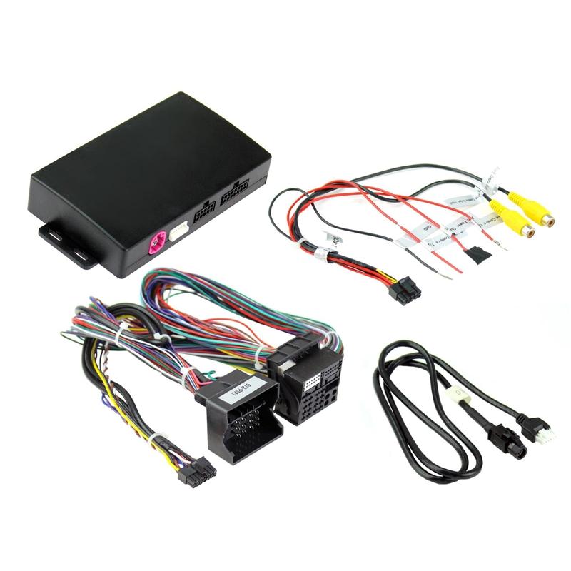 Interface Adaptador Mini PSA SMEG | SMEG + Câmera Traseira