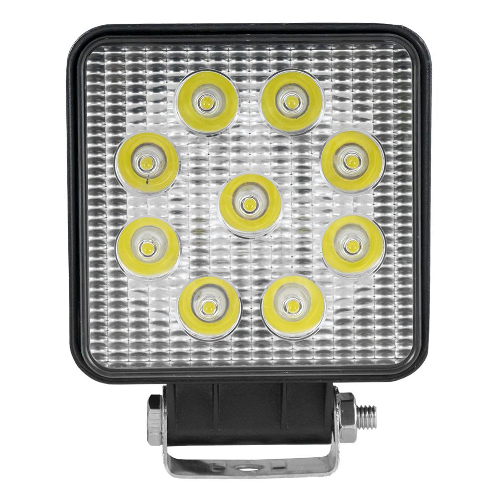 FAROL AUXILIAR LED - QUADRADO - LUZ CONCENTRADA 52415