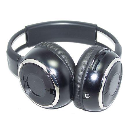 Auriculares s/fios 2 canais IR089D