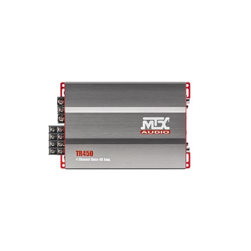 Amplificador 4 canais MTX TR450