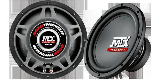 Subwoofer 250mm 750W MTX RT10-04