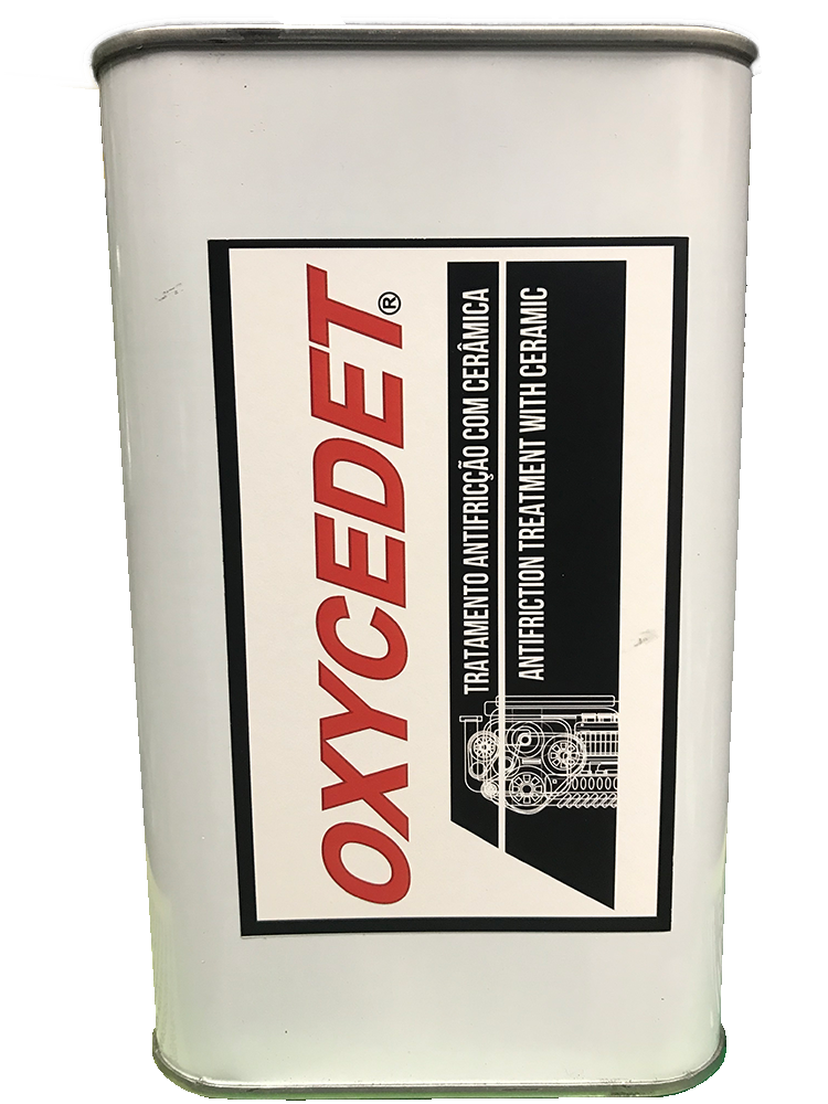 Tratamento Oxycedet Anti-fricção c/ Cerâmico 1L (aditivo para juntar ao óleo)