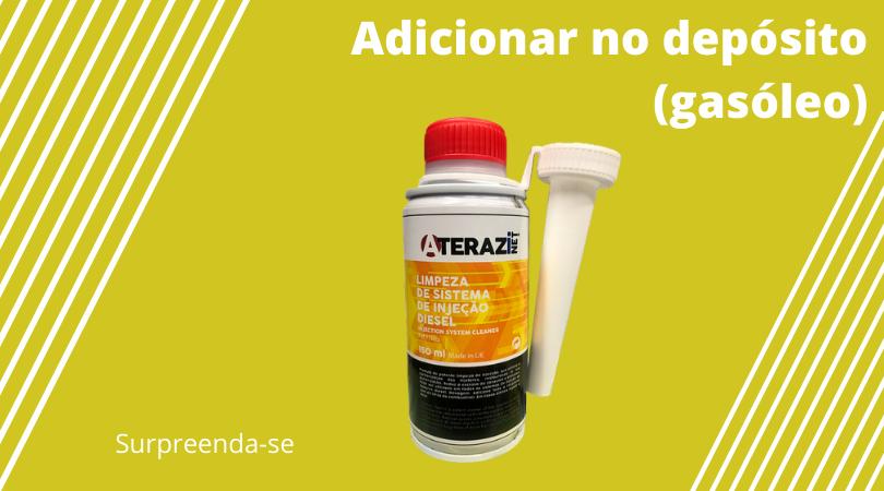 Aditivo Limpeza Sistema Injecção Diesel 150ml em Promoção ATERAZINET NET2