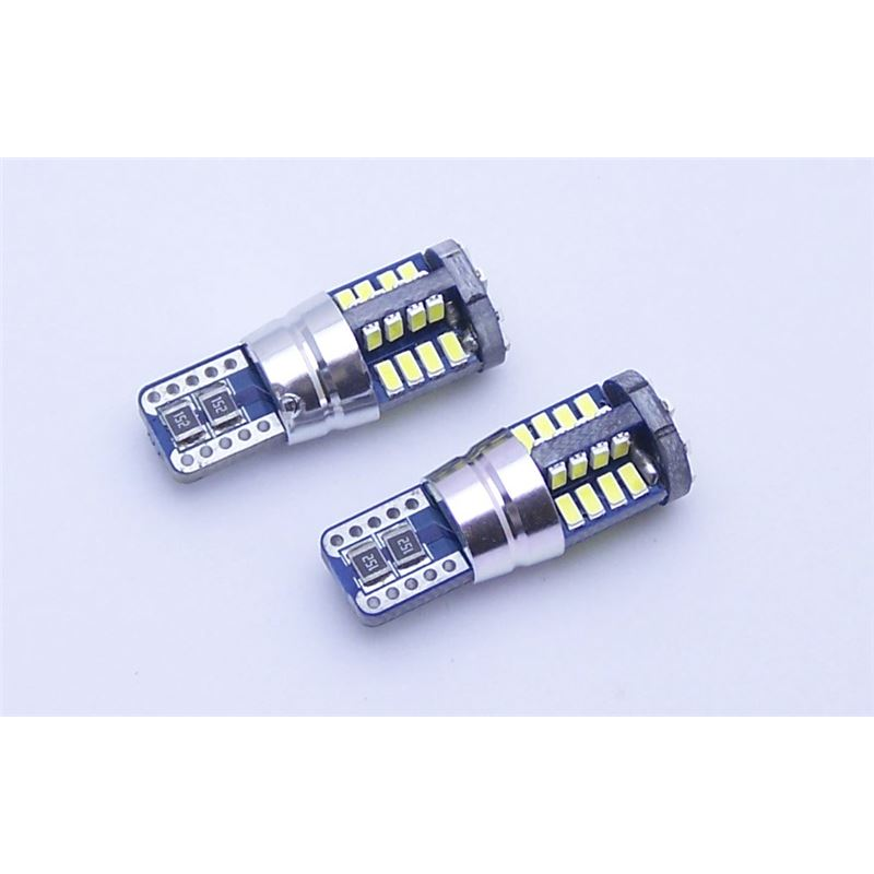 KIT LÂMPADAS 40 LED'S CAN BUS 3W LKLP114