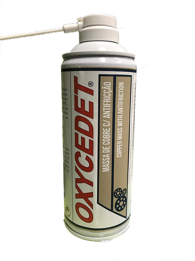 Massa de Cobre Oxycedet com Anti-fricção 400ml OMCU