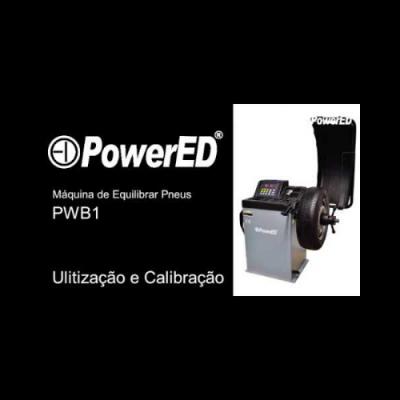 Máquina para Equilibrar Pneus PowerED PWB1