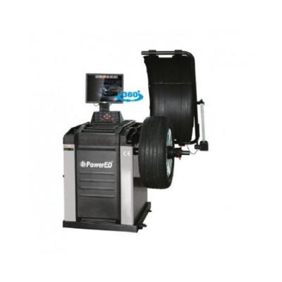 Máquina Profissional para Equilibrar Pneus com Ecrã LCD PWB3