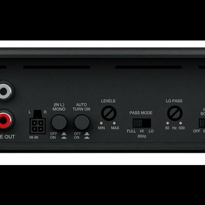 Amplificador Stereo Hertz HCP2 Classe AB 2X100W