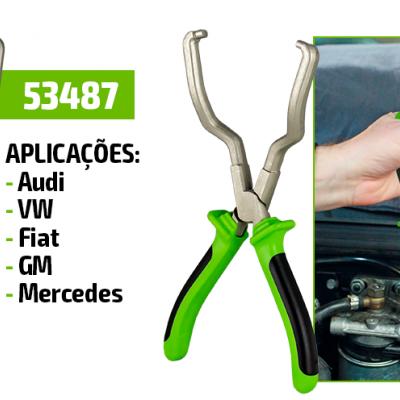 ALICATE PARA TUBO DE COMBUSTÍVEL 53487