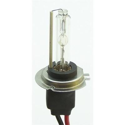Lampada Xenon H7 6000K Base Metalica BOMH7M