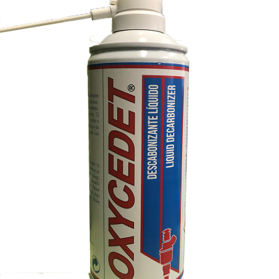 Descarbonizante Liquido em Spray Oxycedet 400ml ODL