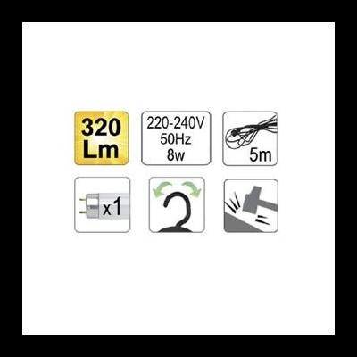 GAMBIARRA JBM COM TUBO SIMPLES 50515
