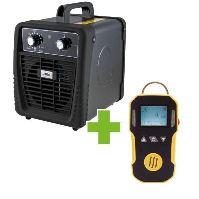 Gerador de Ozono + Medidor de Ozono SERIE306