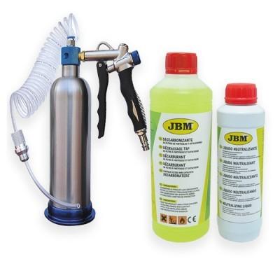 Kit limpeza filtro partículas SERIE75