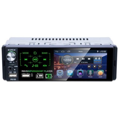 "Auto-radio TFT LCD 4.1"" a cores 