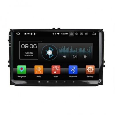 """Sistema especifico para VW, Ecrã de 9"""" Android 9.0, 4GB de RAM LK9613"""
