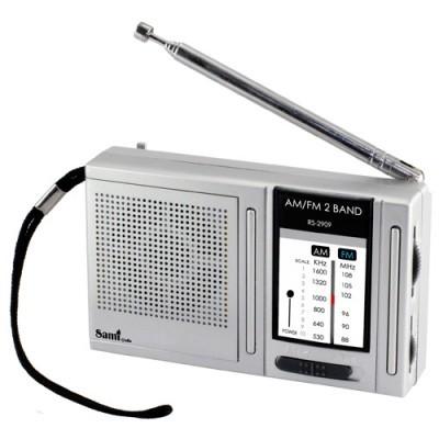 Radio de Bolso SAMI 2 Bandas RS2909