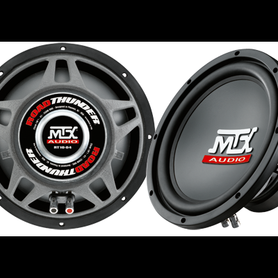 Subwoofer 250mm 750W MTX RT10-04