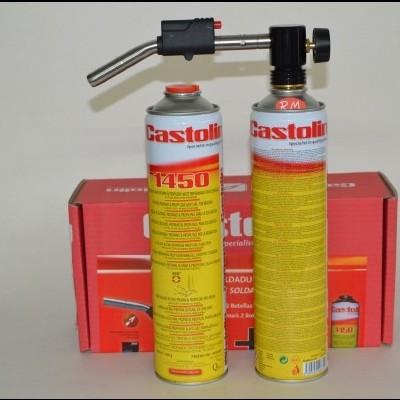 KIT MAÇARICO 45090XPC + 2 BOTIJAS GAS 1450