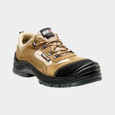 Sapatos de Segurança Cross S1P Bege 25HCK33BS