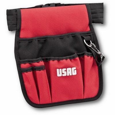Bolsa para ferramentas com cinto  (vazia) USAG 007 MLV U007MLV