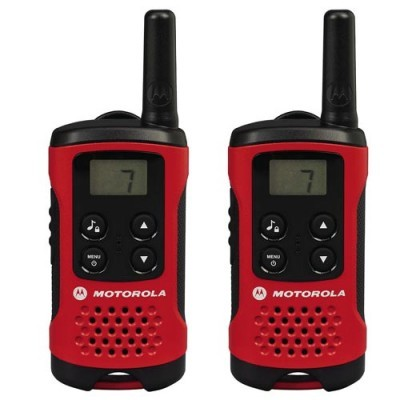 Kit Walkie Talkies MOTOROLA T40 PMR446