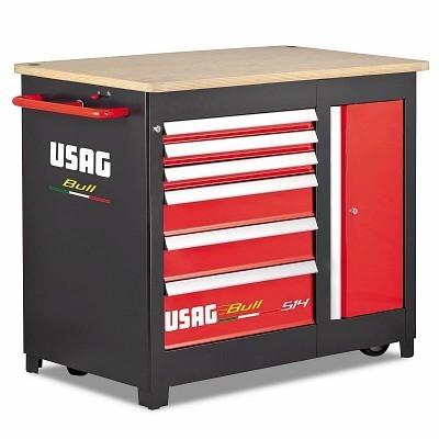 Bancada de Trabalho (vazia) USAG 514 B6V
