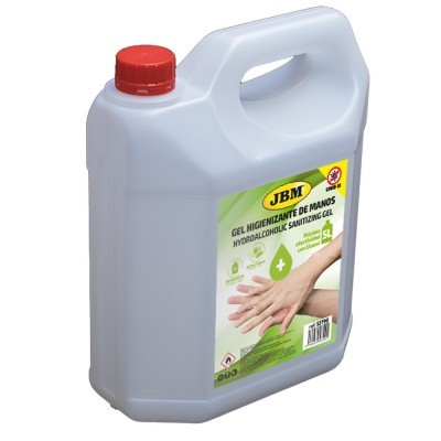 Garrafão 5L Gel Higienizante JBM 53790