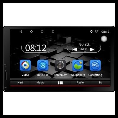Auto-Rádio BT/GPS/WIFI/USB/Mirror Link SCMA801