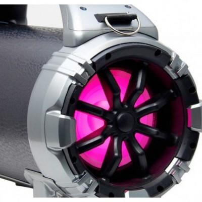 Altavoz Conceptronic Bluetooth FM USB/microSd luzes led