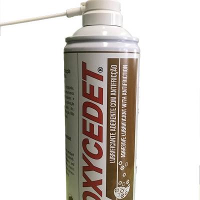 Spray Lubrificante Aderente Com Anti-fricção Oxycedet 400ml OSLAAF