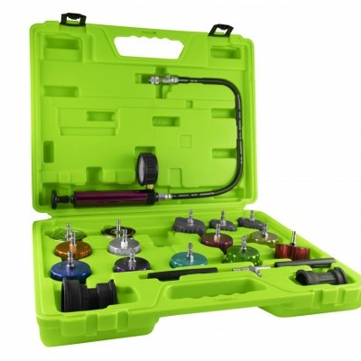 Kit teste de pressão do radiador 0-2.5 bar 51339