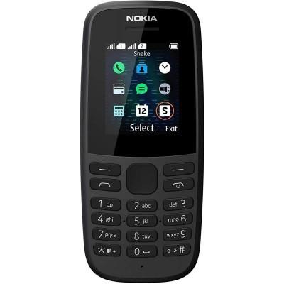 Telemóvel NOKIA 105  (1.8'' - 2G - Preto) NOK20105LN