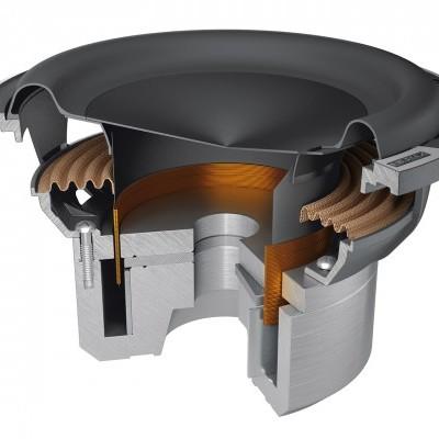 SUBWOOFER HERTZ MILLE LEGEND 250mm 1400W ML2500.3