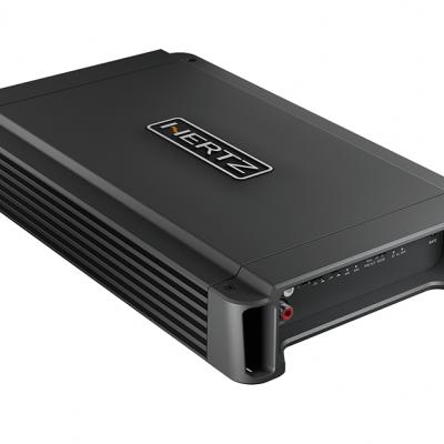 Amplificador Stereo Classe AB Poder Elevado Hertz HCP2X 2X200W