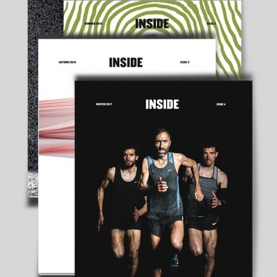 INSIDE Running as a lifestyle - Subscription (no European Countries)