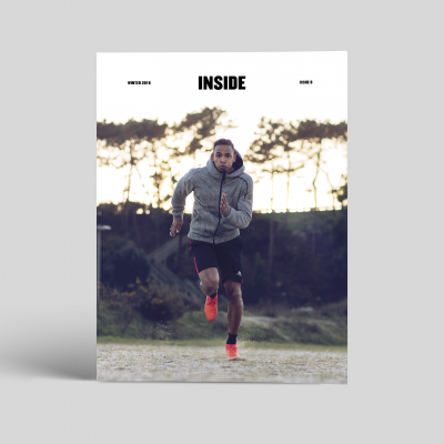 INSIDE Running as a lifestyle #8 (Europe)