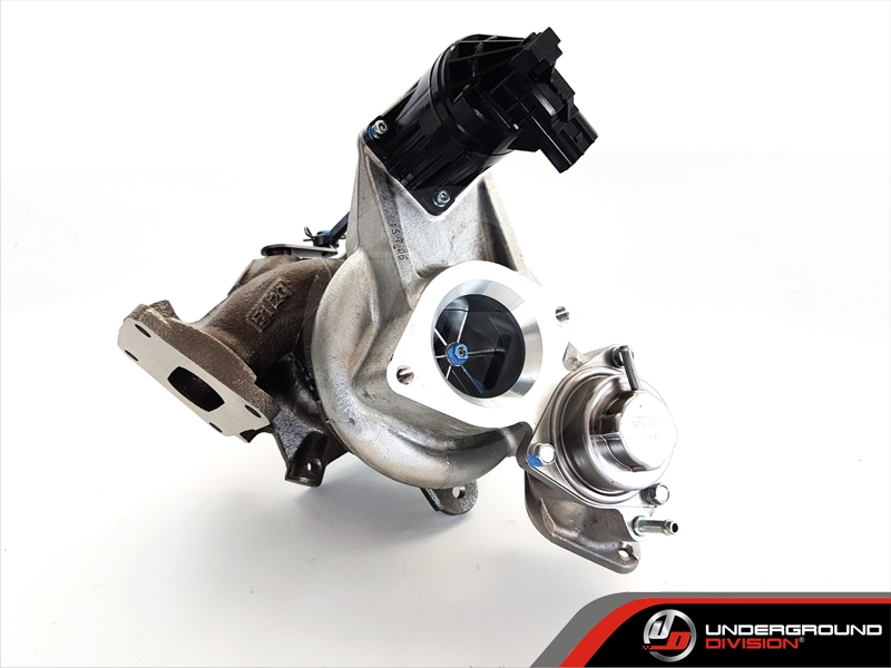 HONDA CIVIC TYPE R FK2 TURBOCHARGER 450HP UPGRADE HYBRID UDTO450