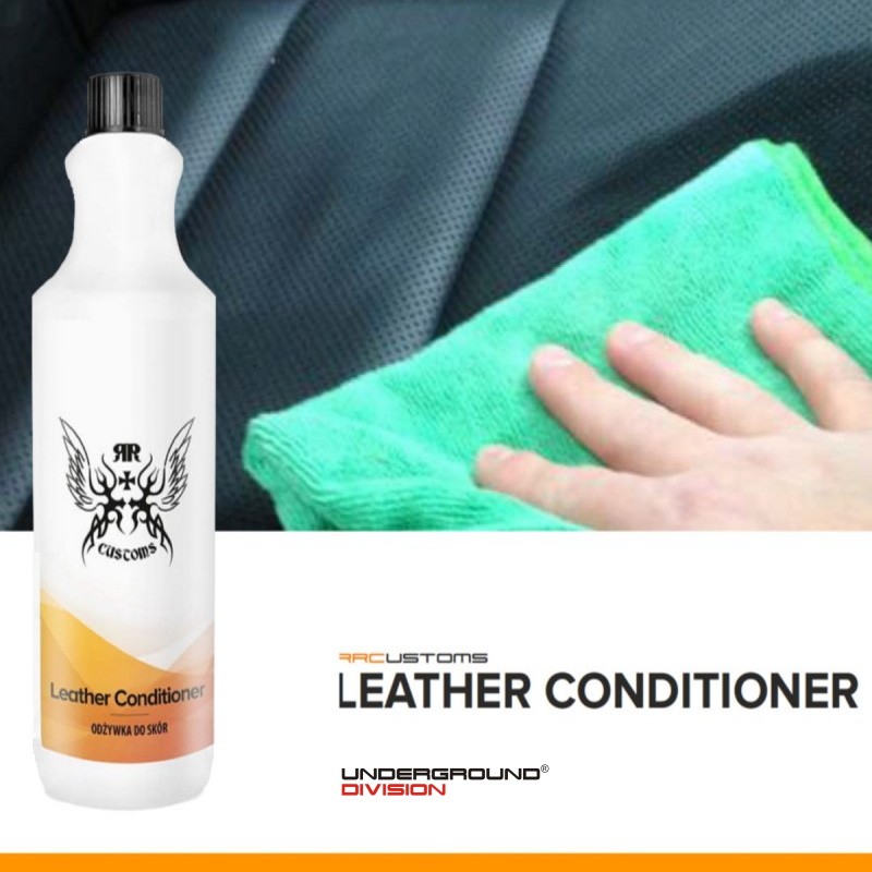RRCUSTOMS LEATHER CONDITIONER 150mL