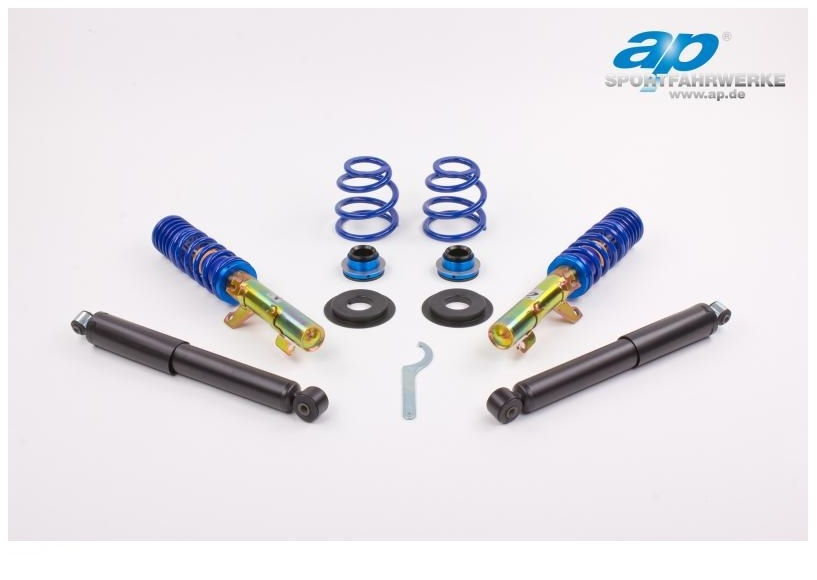 AP COILOVERS GF80-031 SEAT LEON 1M / AUDI A3 8L / VW GOLF IV / AUDI TT 8N 4WD Only