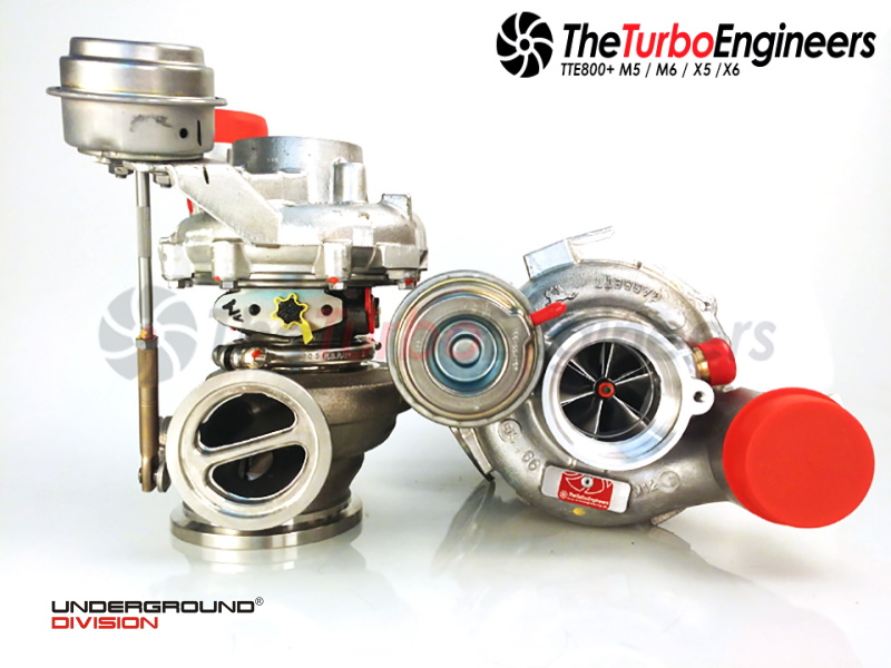 TTE850M+ Turbos Upgrade for BMW M5 F10 / M6 Fx